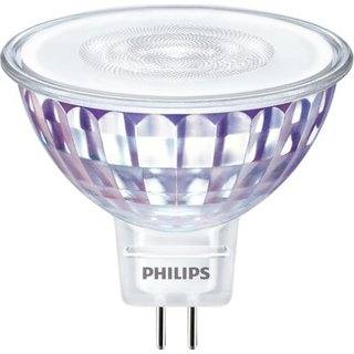 PHILIPS Master LEDspot Value 5,5 Watt MR16 GU5.3 827 2700 Kelvin warmweiss extra 36 Grad dimmbar