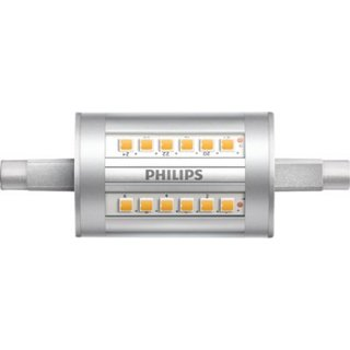 PHILIPS CorePro LEDlinear R7s 78mm 7,5 Watt 830 3000 Kelvin warmweiss
