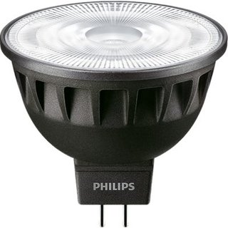 PHILIPS Master LEDspot ExpertColor 6,5 Watt MR16 GU5.3 927 2700 Kelvin warmweiss extra 60 Grad dimmbar