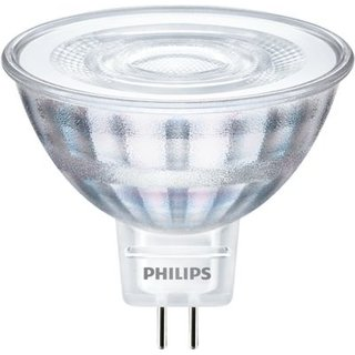 PHILIPS CorePro LEDspot 5 Watt MR16 GU5.3 827 2700 Kelvin warmweiss extra 36 Grad