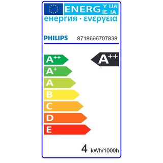 PHILIPS Master LEDspot Value 3,7 Watt GU10 60 Grad 940 4000 Kelvin neutralweiss dimmbar